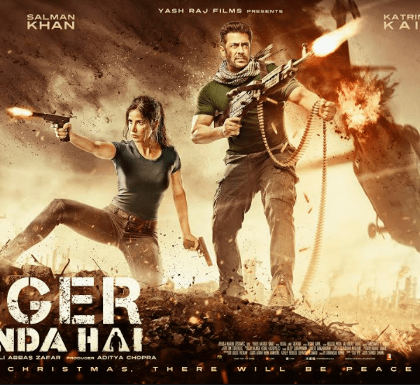 TIGER ZINDA HAI Trailer Sends Shockwaves