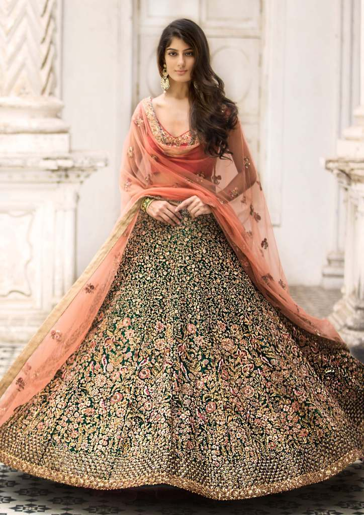 Sought after Indian designer duo Shyamal & Bhumika