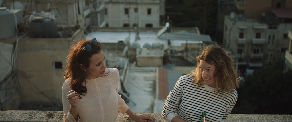 NOOR GHERZADDINE Talks Of Her Debut Feature, Lebanon And Future Plans