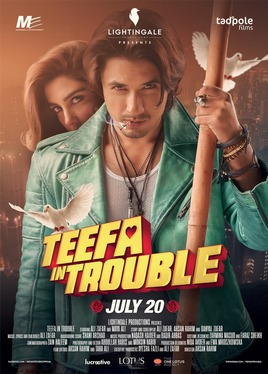 TEEFA IN TROUBLE Lightingale Production Partners With Yash Raj