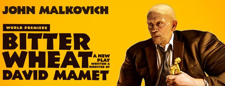 John Malkovich Stars In BITTER WHEAT A Weinstein Inspired Play In London