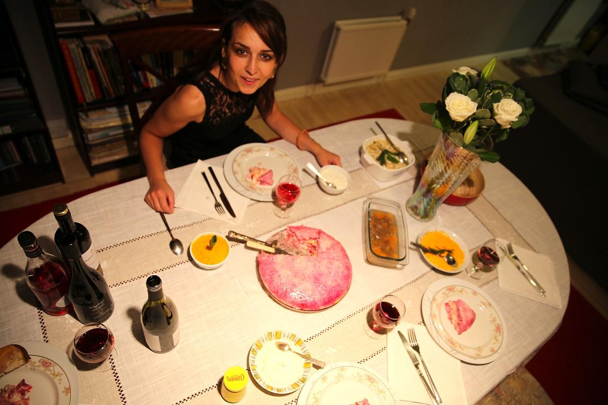 Cucina russa i piatti di capodanno the lost avocadothe for Cucina russa