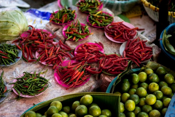 food market asia