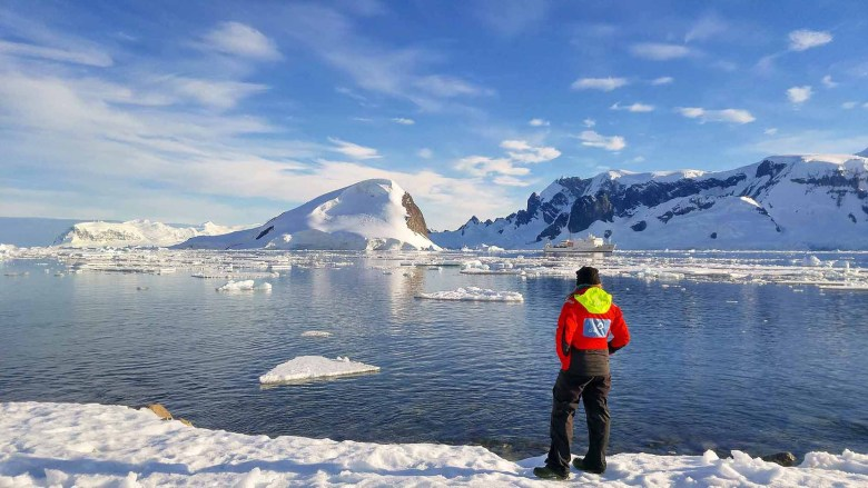 The lost girl 39 s guide to finding the world a female for How can i travel to antarctica