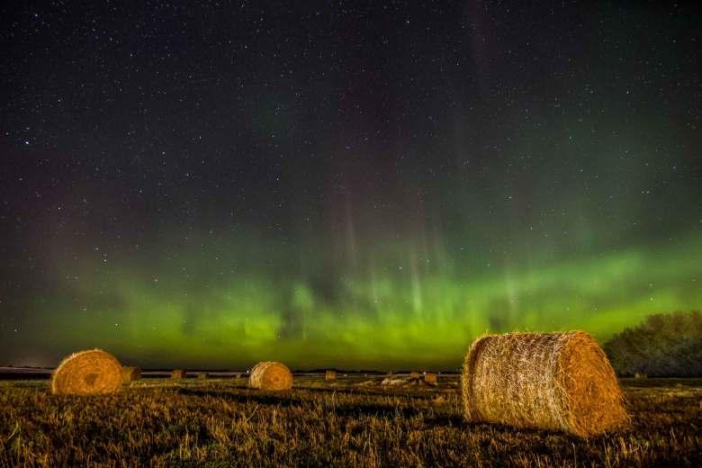 Credit: Brandon Eskra Photography, taken west of Langenburg, SK