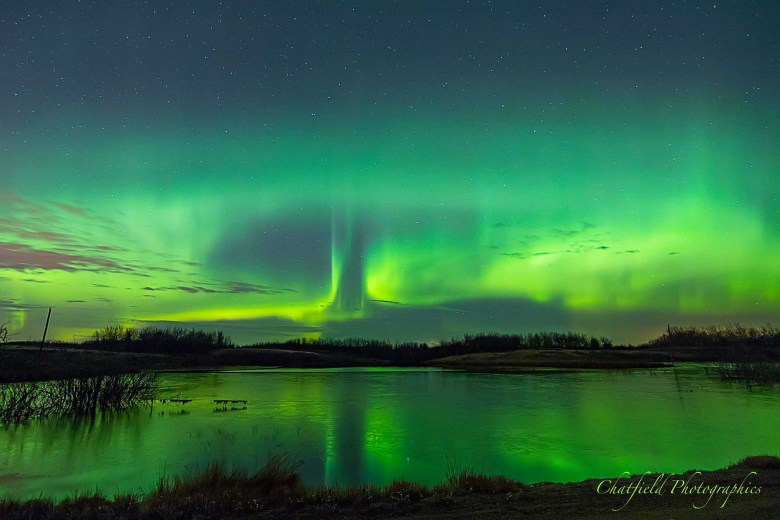 Credit: Colin Chatfield Photographics, taken east of Saskatoon, SK in -40C weather