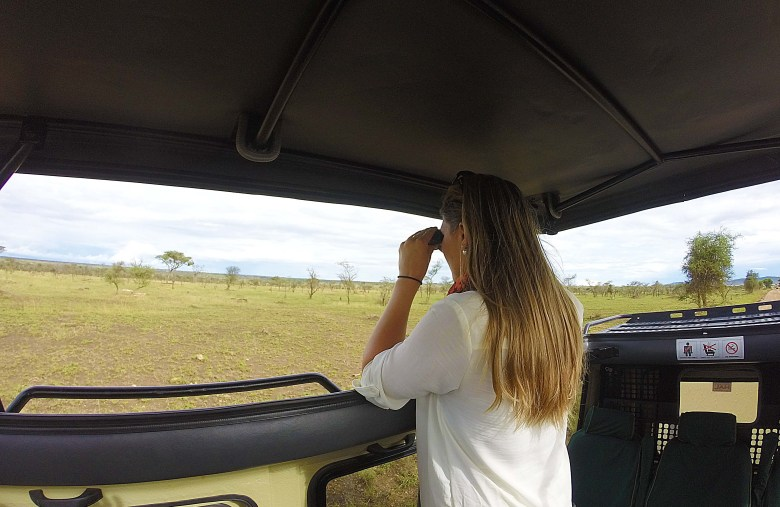 Our guides were knowledgeable, patient and respectful of all the animals in the park.