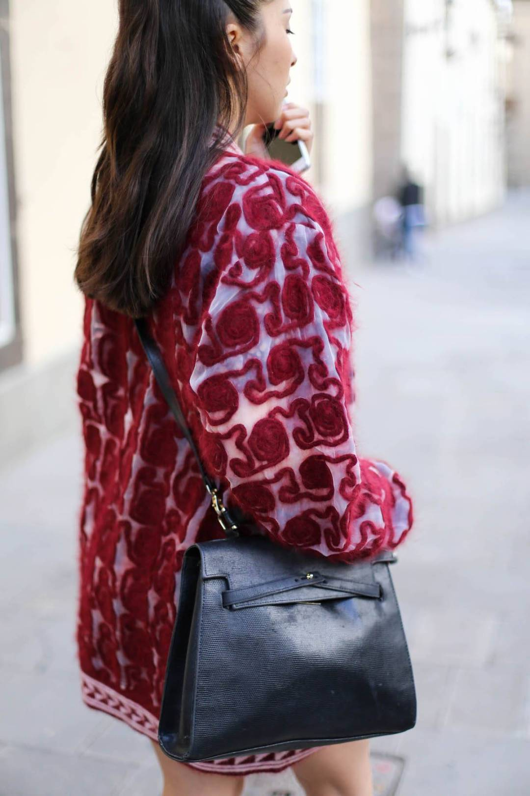 The Patterned Summer Coat 1