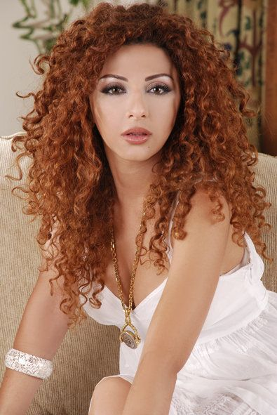 Myriam Fares – Born May 3, 1983. An elegant Lebanese singer and entertainer