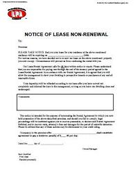 Resignation Letter To Clients Examples The Balance Notice Of Lease Non Renewal