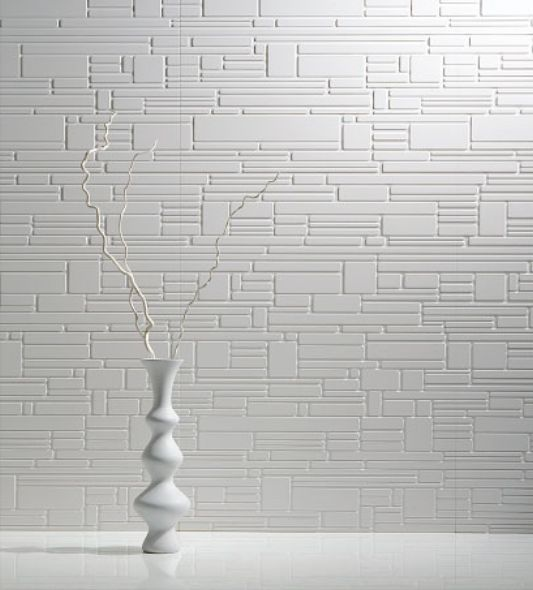 Iconic Panels \u2013 Modern Wall Panel Replacement Wallpaper from BN