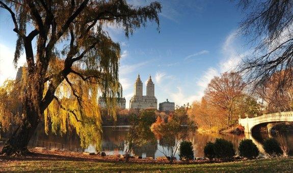 Planes de otoño en Nueva York
