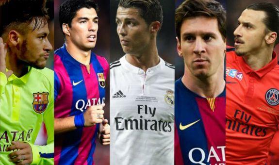 Las camisetas de fútbol más valiosas del mundo