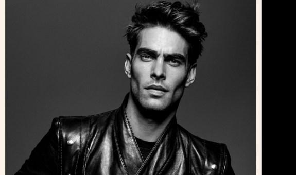 Jon Kortajarena nueva imagen de Balmain Hair Couture