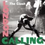 Clash London Calling Album Cover