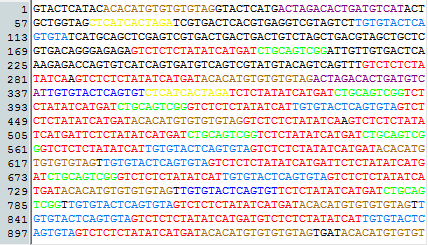 An analysis of Rose Lalonde's MEOW DNA code | The LymphoSite
