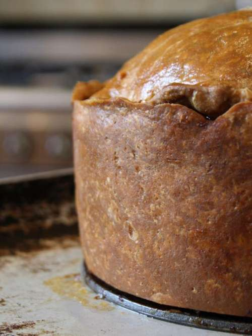 How to make a pork pie