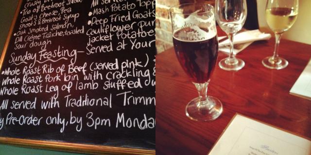 The Cross Keys pub, bar, restaurant, Holbeck Urban Village Leeds