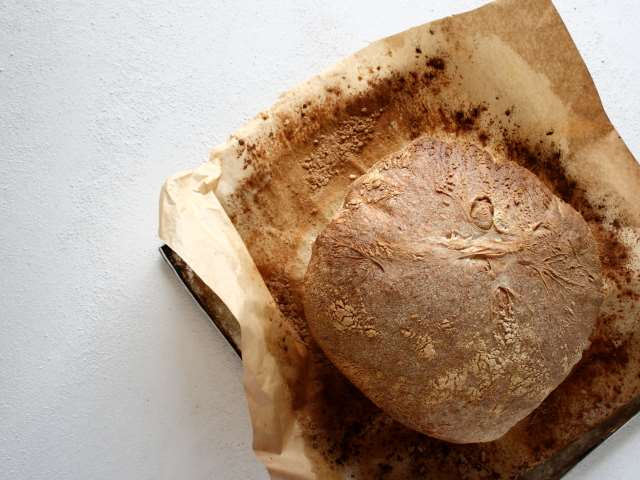 Como Bread - traditional Italian country bread
