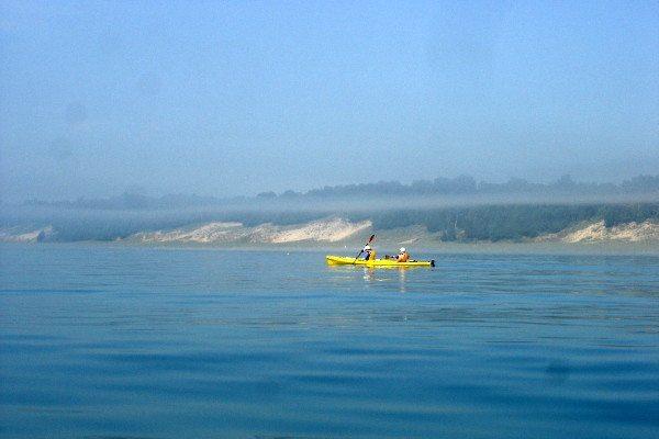 door-county-kayak-whitefish dunes