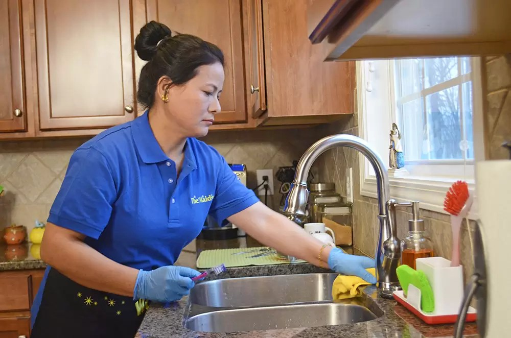 House Cleaning Services in Greensboro  High Point - The Maids