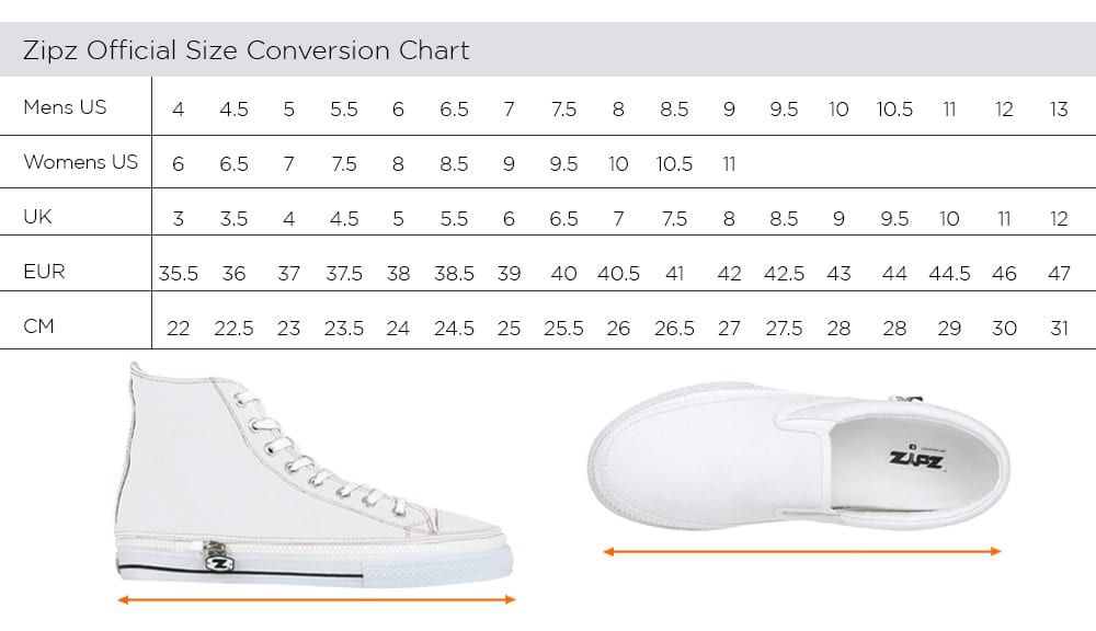 Amazing Shoe Size Conversion Chart Us To Mexico All About Shoes