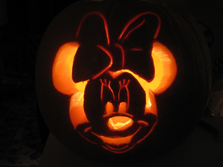 A Collection of Disney Character Pumpkin Carving Patterns - The Main - disney pumpkin templates