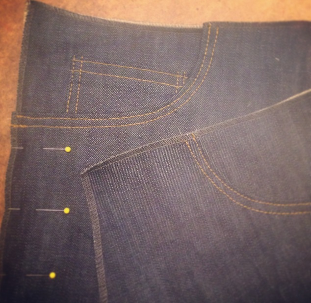 Sewing with Denim The Make Den Sewing Studio