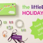 littleBits Holiday Kit #STEMchat Giveaway