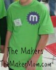 The Maker Mom Vex robotics team