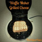 Hack My Sandwich with a Waffle Maker