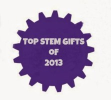 Hot Holiday STEM and Tech Gifts for Kids (Boys and Girls) 2013 as seen on WGN Morning News
