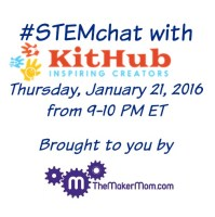 Join in for #STEMchat with KitHub on January 21!