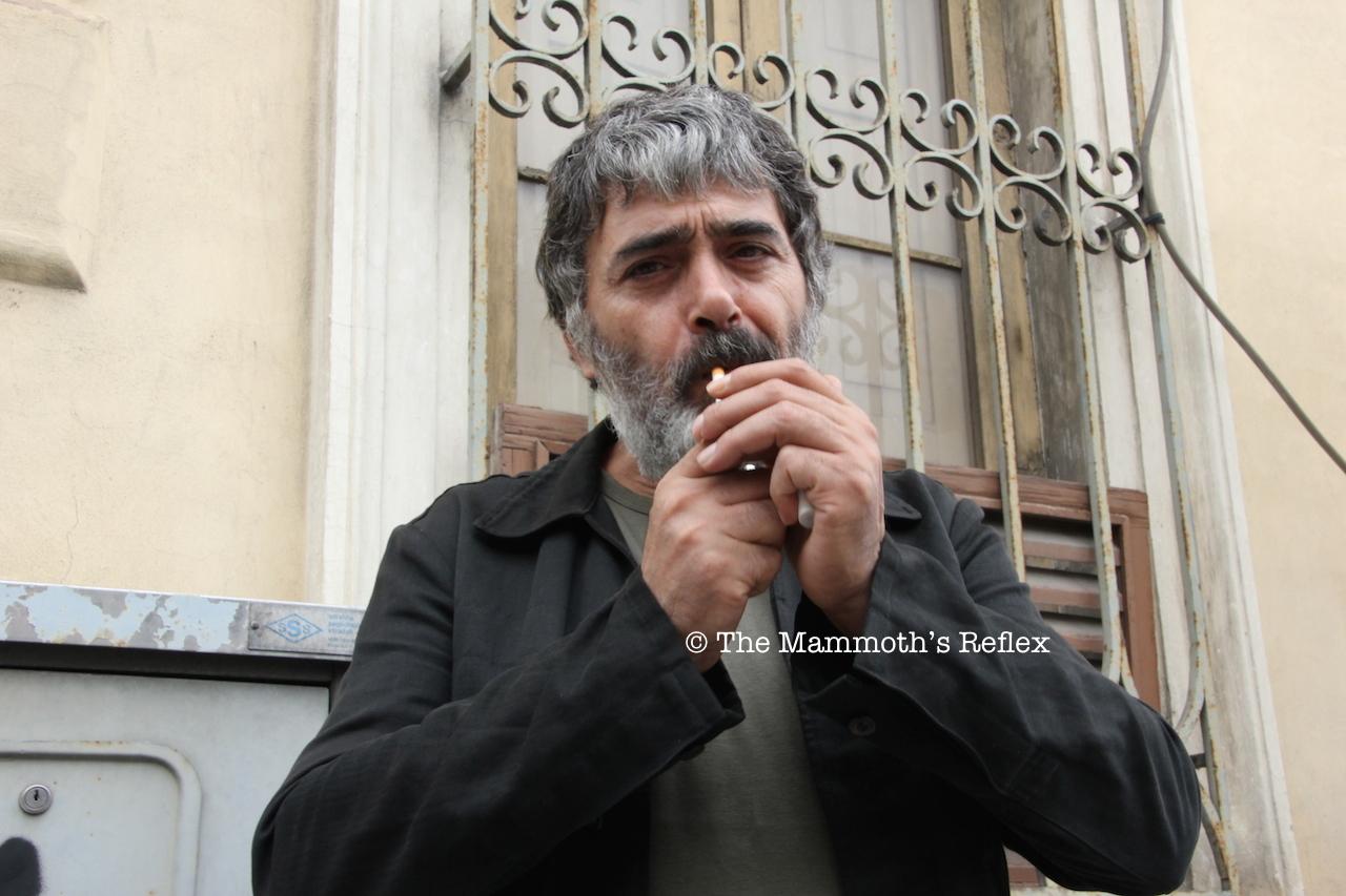 Il fotografo Mustafa Sabbagh si racconta a Viserbella