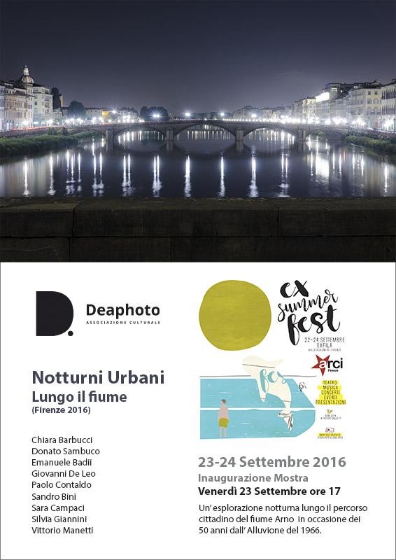 Notturni Urbani. Appuntamento a Firenze con Deaphoto