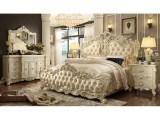 905029 Hd 5800 Bedroom Set Homey Design Victorian European Classic Design