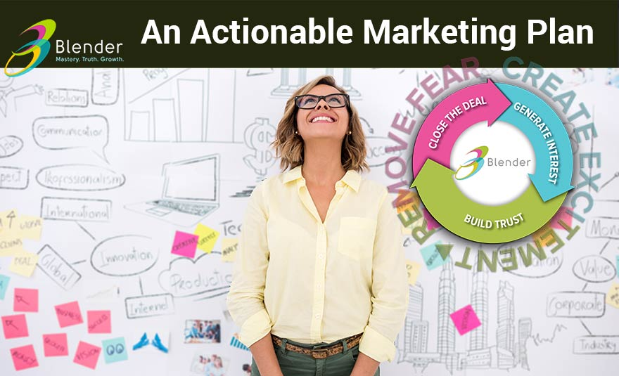 Strategic Marketing Objectives - Create a plan that works for your - making smart marketing plan