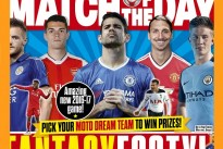 Match of the Day magazine launches free fantasy football game and football league ladders chart