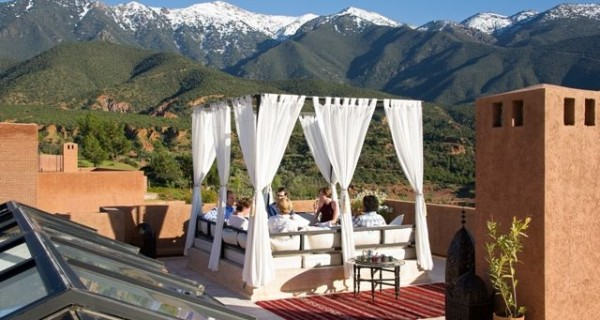 Incentive Travel : L'Amandier in Morocco, a new incentive travel destination in the Atlas Mountains
