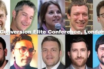 Events : How to boost your conversion rates – The Conversion Elite Conference, 6th July, London