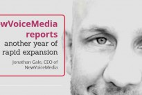 NewVoiceMedia reports another year of rapid expansion, outpacing market growth twofold