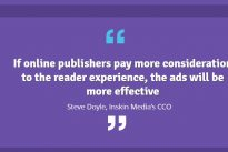 Research : Reader & publisher relationship has 'catalytic' effect on ad effectiveness .. Inskin Media