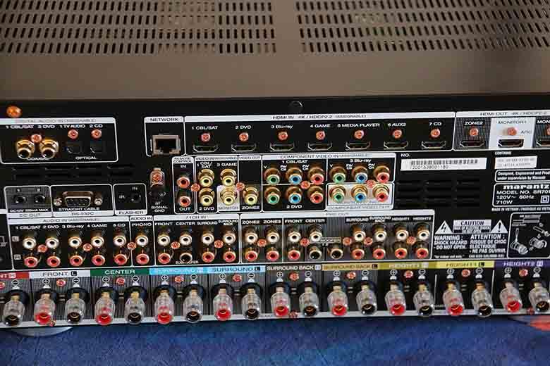 A/V Receiver Setup Explained The Master Switch