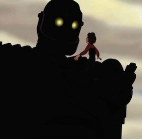 2000th Post - Another Day: THE IRON GIANT