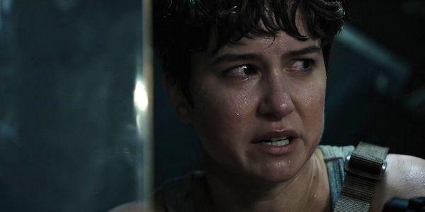 Katherine Waterston in Alien Covenant