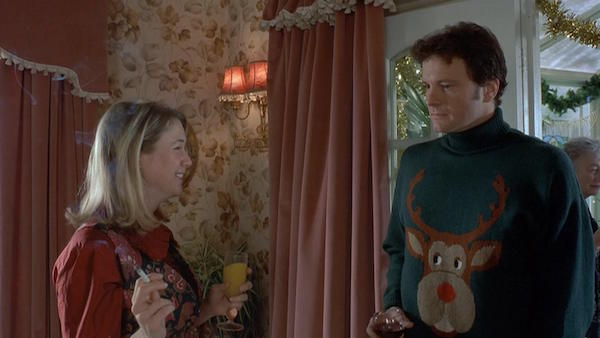 bridget jones reindeer jumper