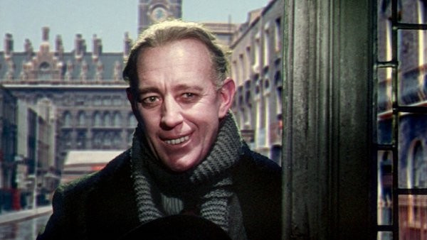 Alec Guinness in THE LADYKILLERS