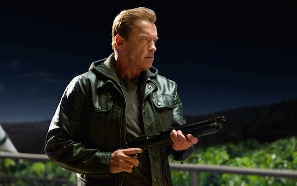 Arnold in Terminator Genisys