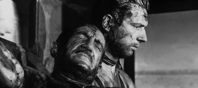 Blindsided by WAGES OF FEAR