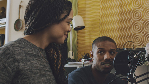 Mike and Tessa in CREED
